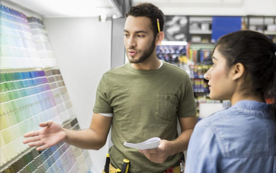 Vendeur/se en quincaillerie et décoration maison (H/F) en contrat d'apprentissage